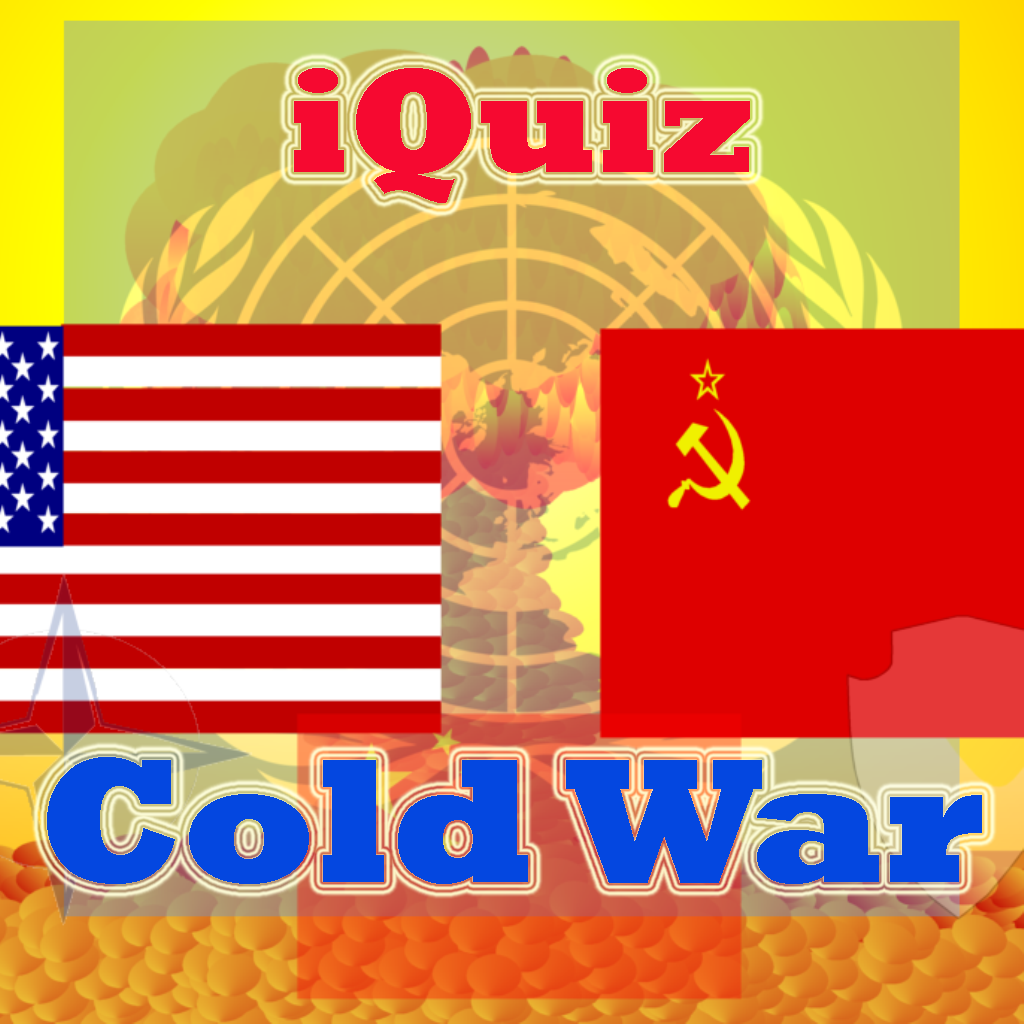 iQuiz for Cold War ( History Around World trivia )